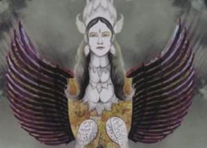 "Ilustrasi diambi dari sampul buku ""Pleidoi Sastra: Kontroversi Cerpen 'Langit Makin Mendung' Ki Pandjikusmin"" Penerbit: Melibas, Jakarta. 2004"