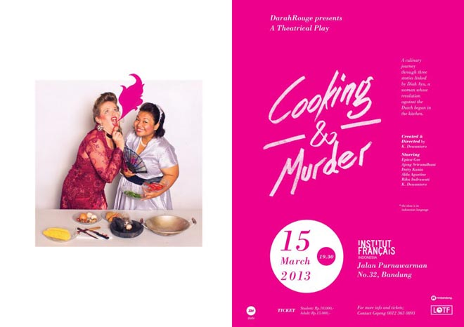 cooking & Murder